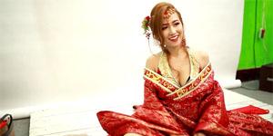 Trang Moon sắp thực hiện cosplay game Hoa Thiên Cốt Web