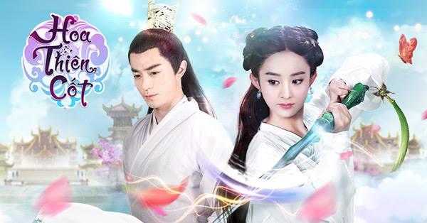 VNG ra mắt game Hoa Thiên Cốt mobile