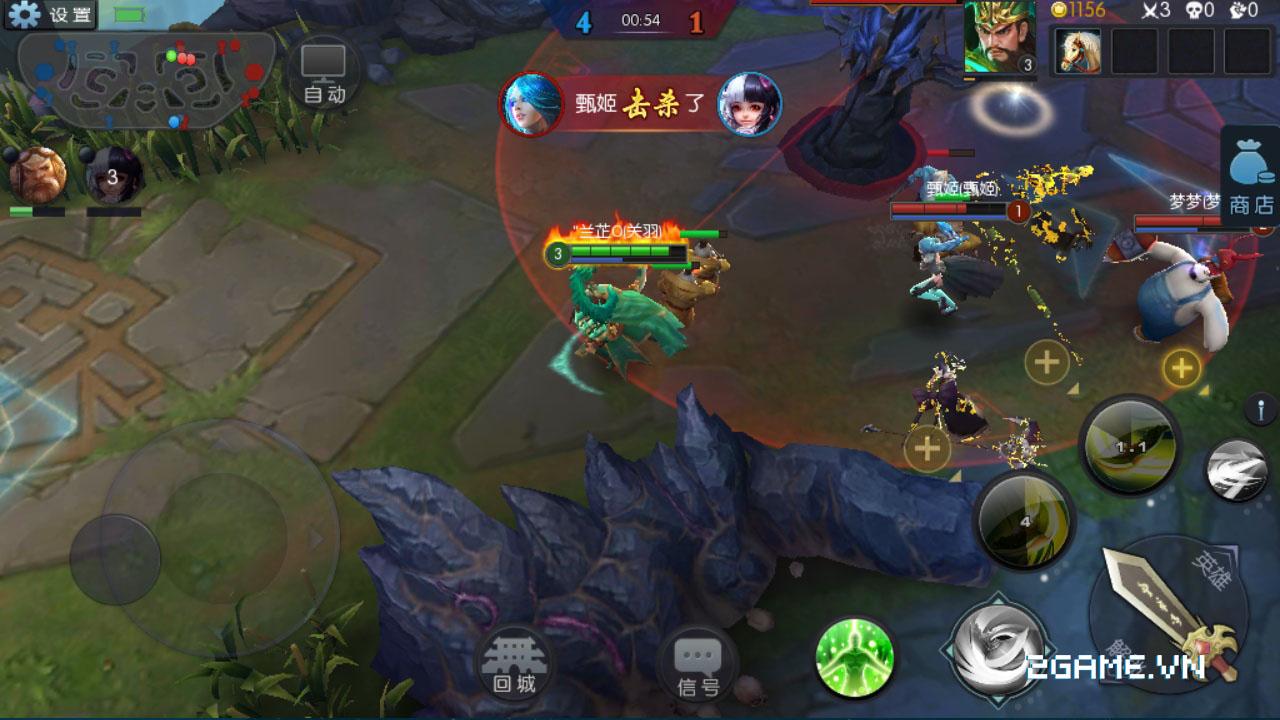 VNG đang giữ '6 quả bom' game mobile online trong tay
