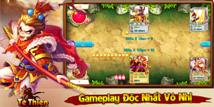Tề Thiên mobile mở cửa đón game thủ Việt vào chơi