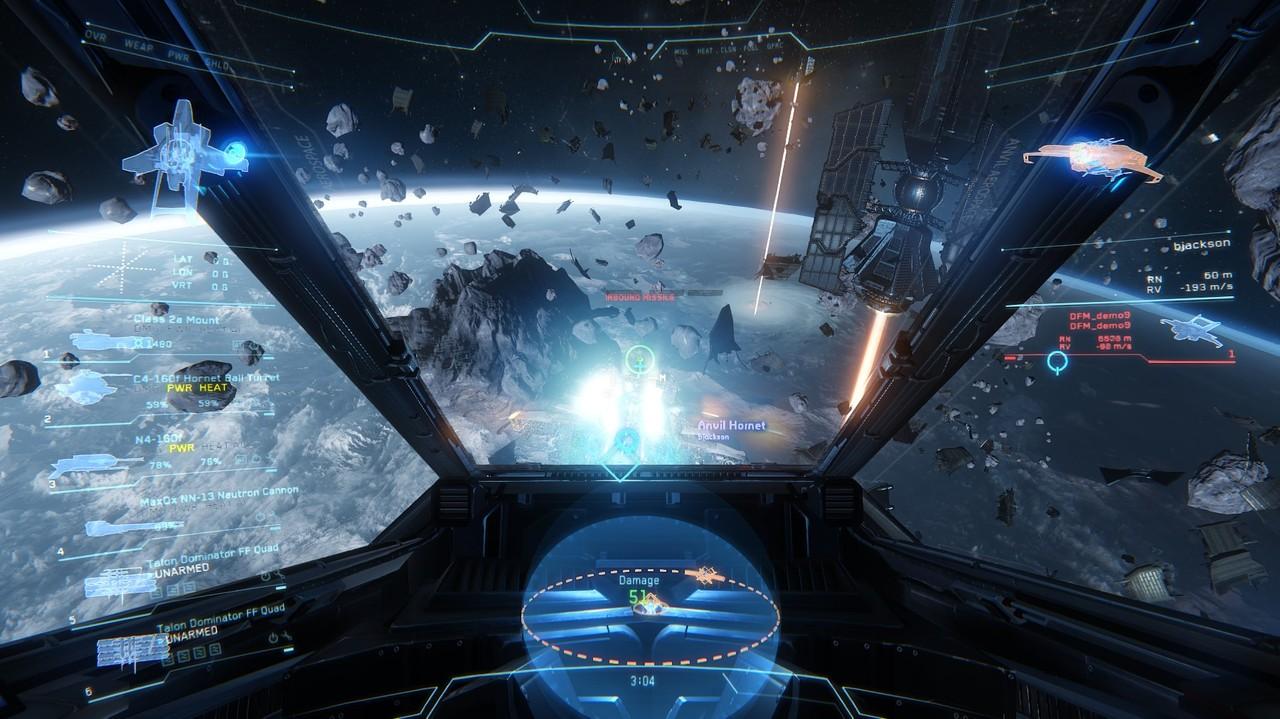 Star Citizen – Chiến tranh các vì sao là đây!