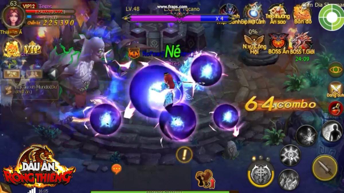 Game Dấu Ấn Rồng Thiêng chính thức ra mắt, tặng Gift Code 1 triệu VND