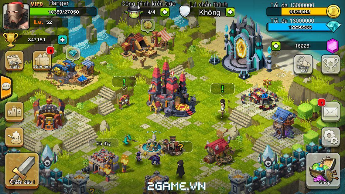 Game Đế Chế Hồi Sinh mobile chuẩn bị ra mắt tại Việt Nam