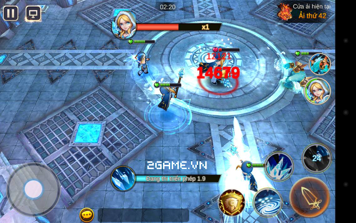 Chiến Thần DotA | XEMGAME.COM