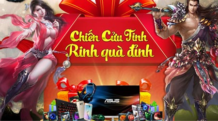 XemGame tặng 400 giftcode game Cửu Tinh Vô Song