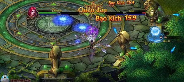 Bạo Phong | XEMGAME.COM