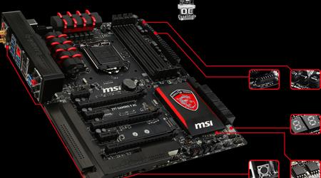 Mainboard MSI đã sẵn sàng với CPU Intel thế hệ thứ 5 Broadwell