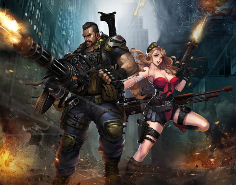 VIGO sắp ra mắt webgame bắn súng tại Việt Nam