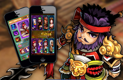 Q Heroes: Game online mới của VTC Game