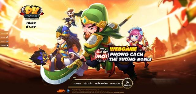 PK Truyền Kỳ ấn định ngày ra mắt, chơi được trên cả PC lẫn mobile