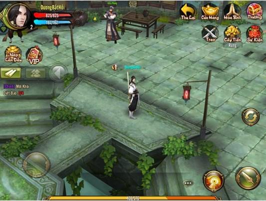 XemGame tặng Vipcode game Thiên Long Bát Bộ 3D Mobile