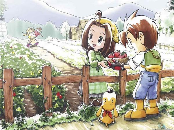 Harvest Moon: Seed of Memories chuẩn bị ra mắt trên nhiều nền tảng