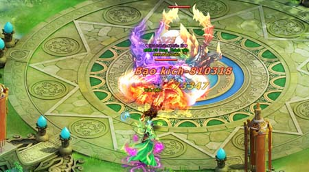 XemGame tặng 250 giftcode game Bách Chiến Vô Song