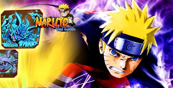 Naruto Đại Chiến Mobile tung bản cập nhật siêu cấp ninja