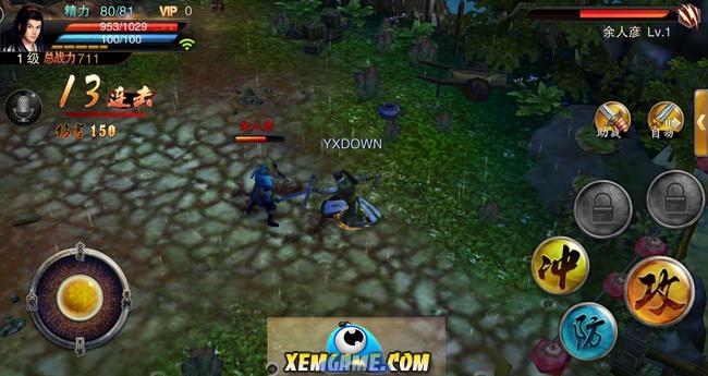 Tiếu Ngạo Giang Hồ 3D mobile | XEMGAME.COM