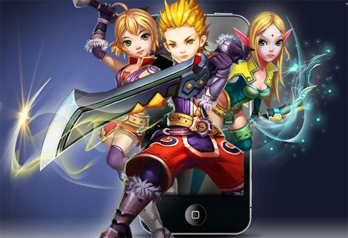 Eden 3D ra mắt game thủ Việt vào tháng 6