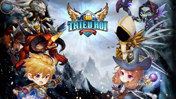 Game mobile mới Triệu Hồi 3D ra mắt ngày 07/07