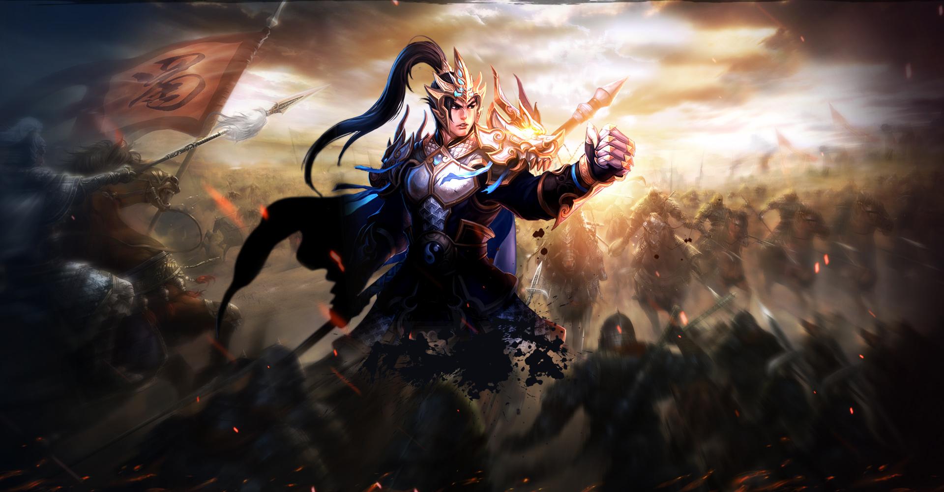 Chiến Quốc Truyền Kỳ chiều lòng cả fan SLG và RPG