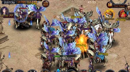 Đồ Sát Mobile: phiên bản mobile của các webgame vang bóng một thời?