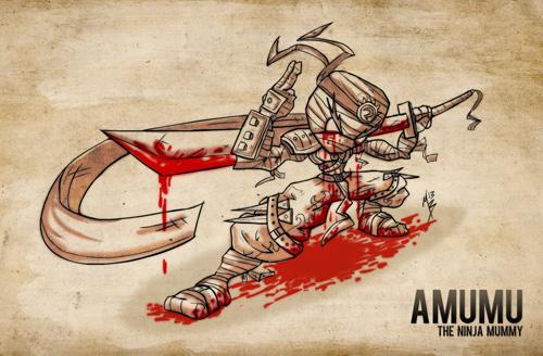 Liên Minh Huyền Thoại: Tuyển tập Amumu – Khi xác ướp ra tay