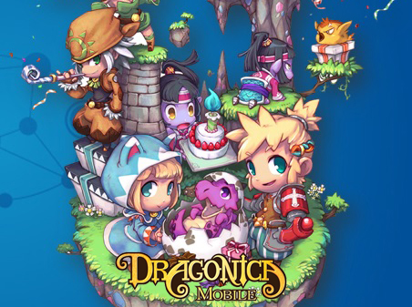 Game hay Dragonica Mobile: Kiếm Rồng mobile đã có ngày ra mắt  tại Việt Nam