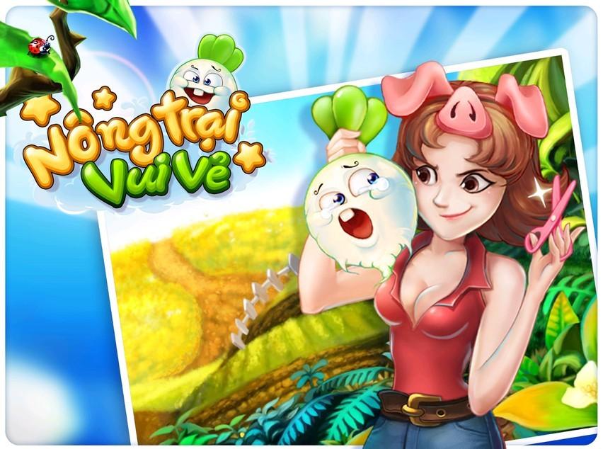 Nông Trại Vui Vẻ mobile | XEMGAME.COM