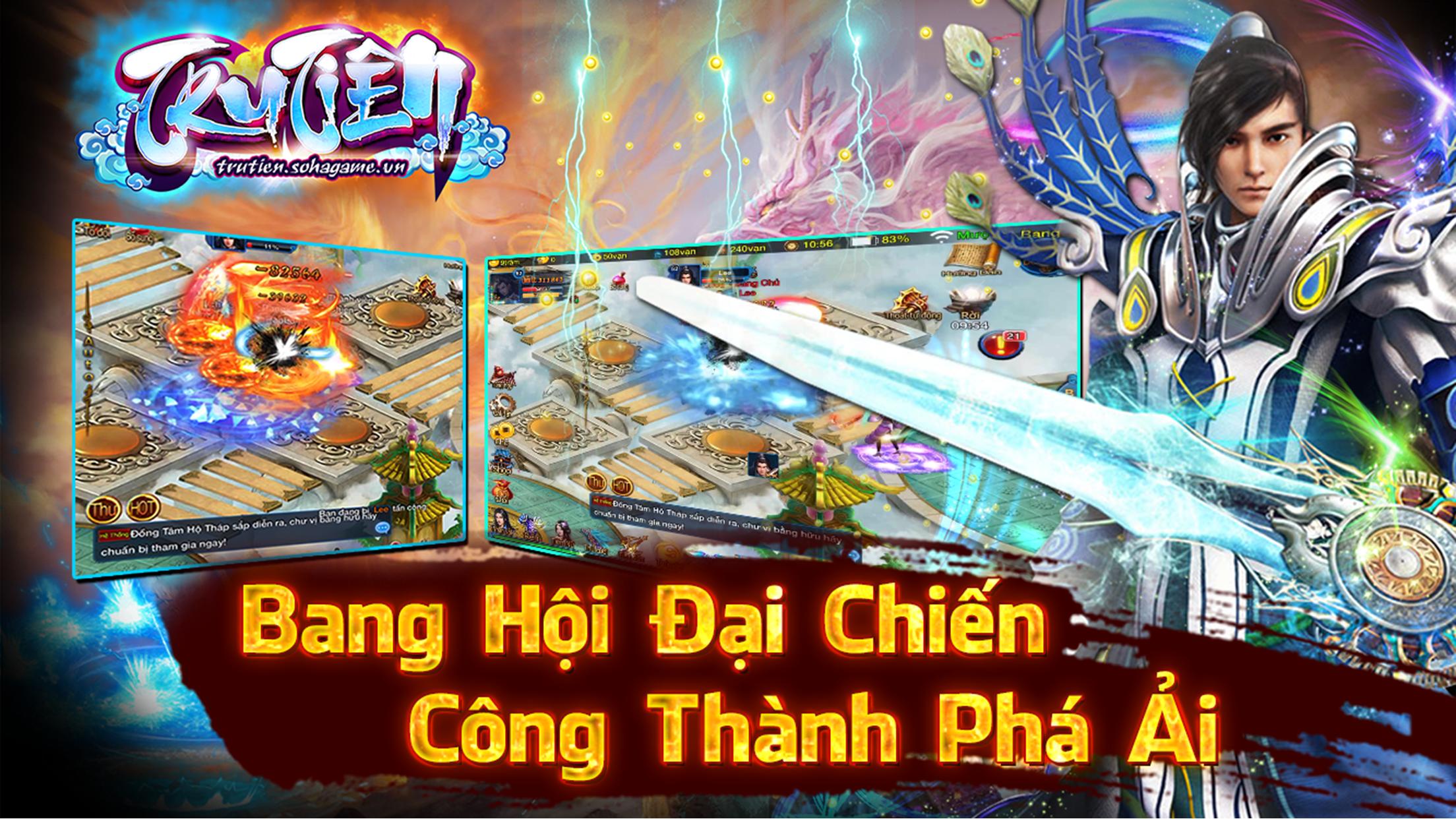 Tru Tiên mobile | XEMGAME.COM