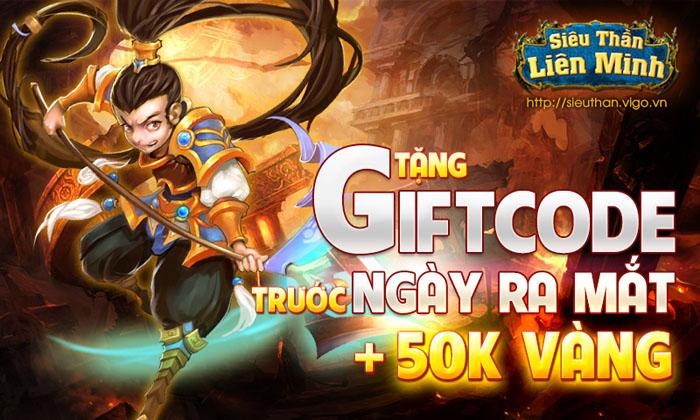 XemGame tặng 500 giftcode game Siêu Thần Liên Minh