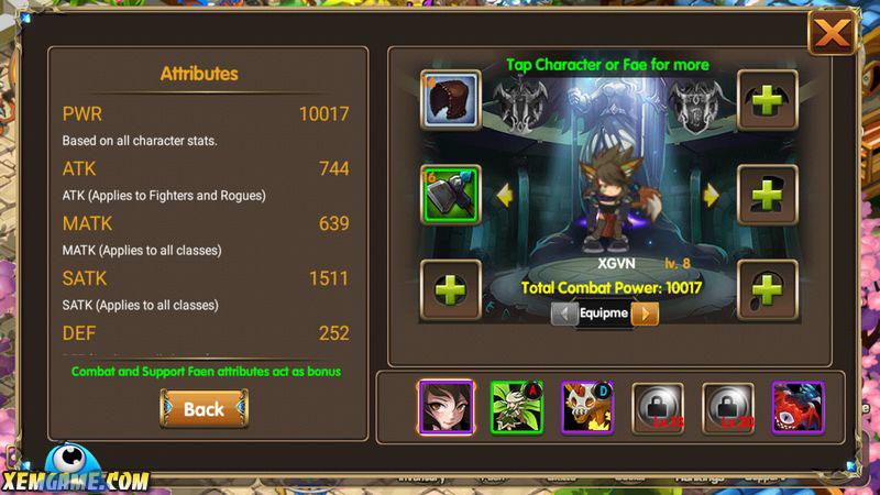 Nộ Chiến Thần | XEMGAME.COM