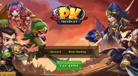 PK Truyền Kỳ ấn tượng với đồ họa, gameplay thiếu điểm nhấn