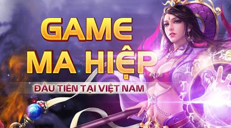 Game Thiên Ma Online ra mắt trang chủ tiếng Việt