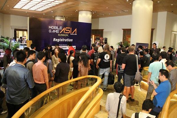 Tặng 50 vé miễn phí tham gia sự kiện Mobile Game Asia