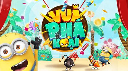 Ra mắt tựa game gây tranh cãi – Vua Phá Hoại hay Pirate kings Việt Nam?
