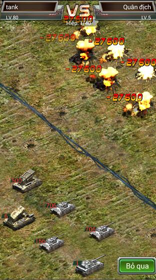 Đại Chiến Tanks | XEMGAME.COM