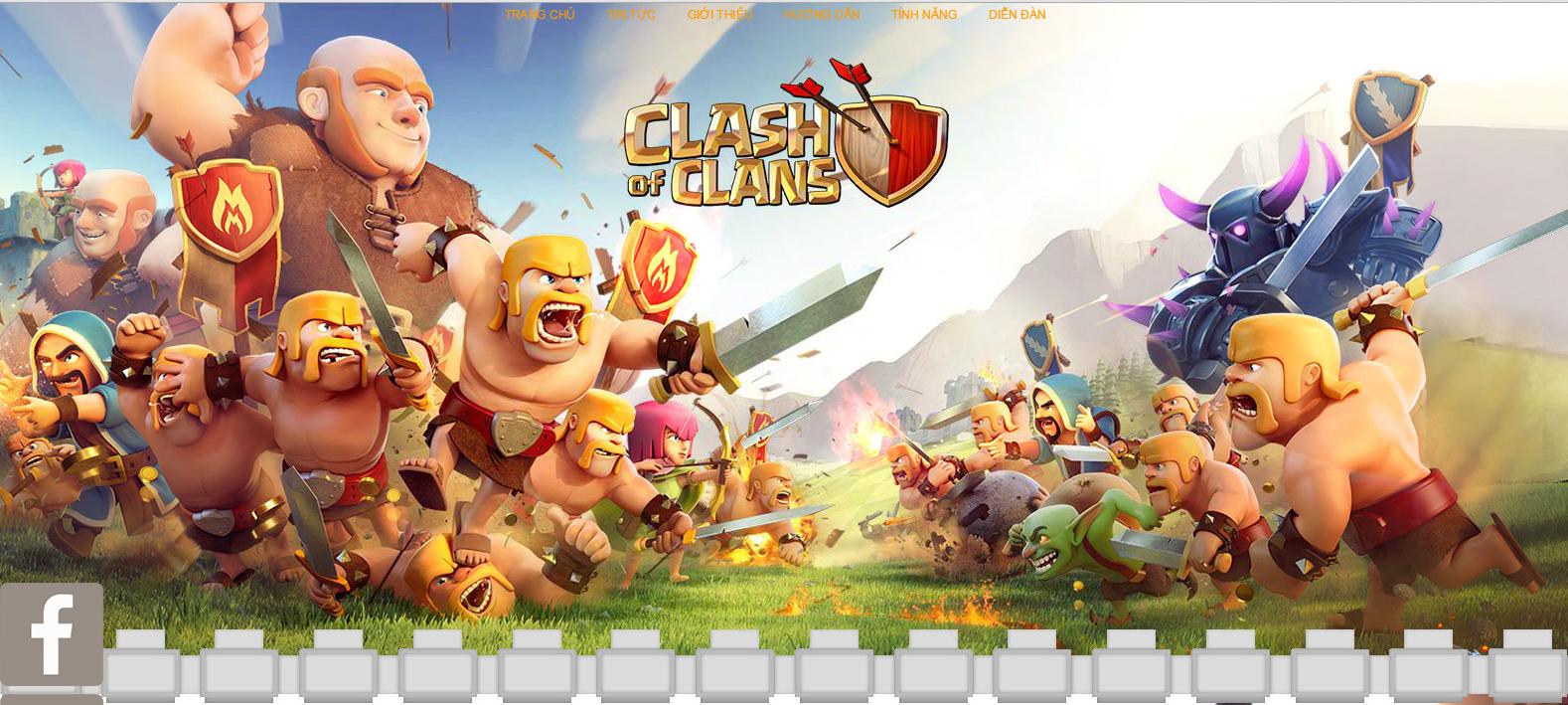 VTC Mobile bất ngờ 'chạm vào' Clash of Clans