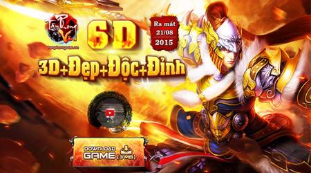 Tân Phong Vân – Tải game 6D nhận siêu laptop