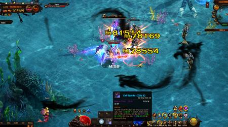 Dark Wizard – Dân chơi không thể thiếu trong game MU