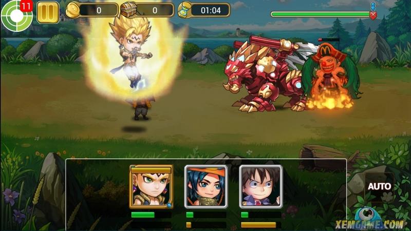 Đấu Trường Manga | XEMGAME.COM