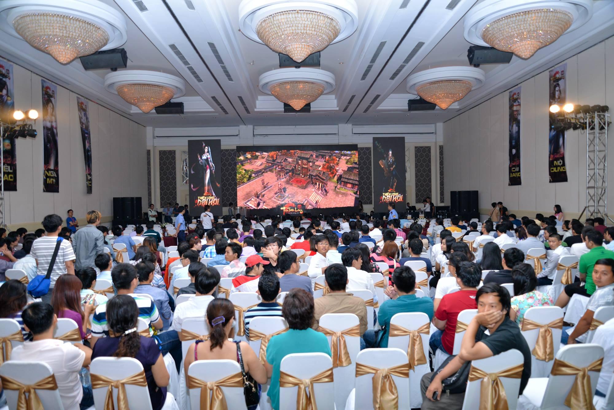 VNG tổ chức sinh nhật game Tân Thiên Long đậm chất võ hiệp