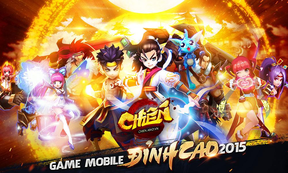 Chiến 3D đang từ từ chinh phục dân mê game nhập vai chiến thuật trên mobile