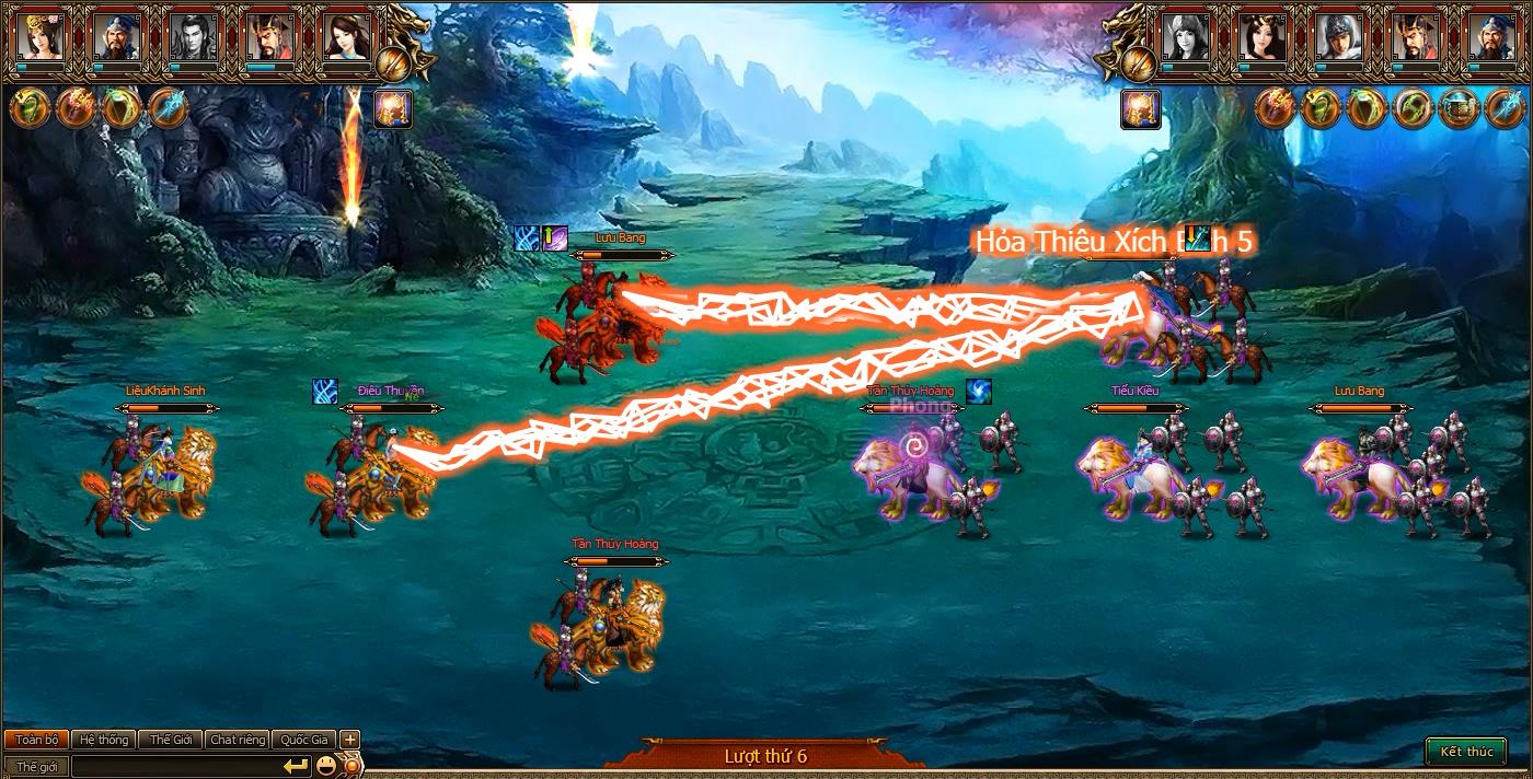 Game chiến thuật Đại Hoàng Đế ra mắt game thủ Việt