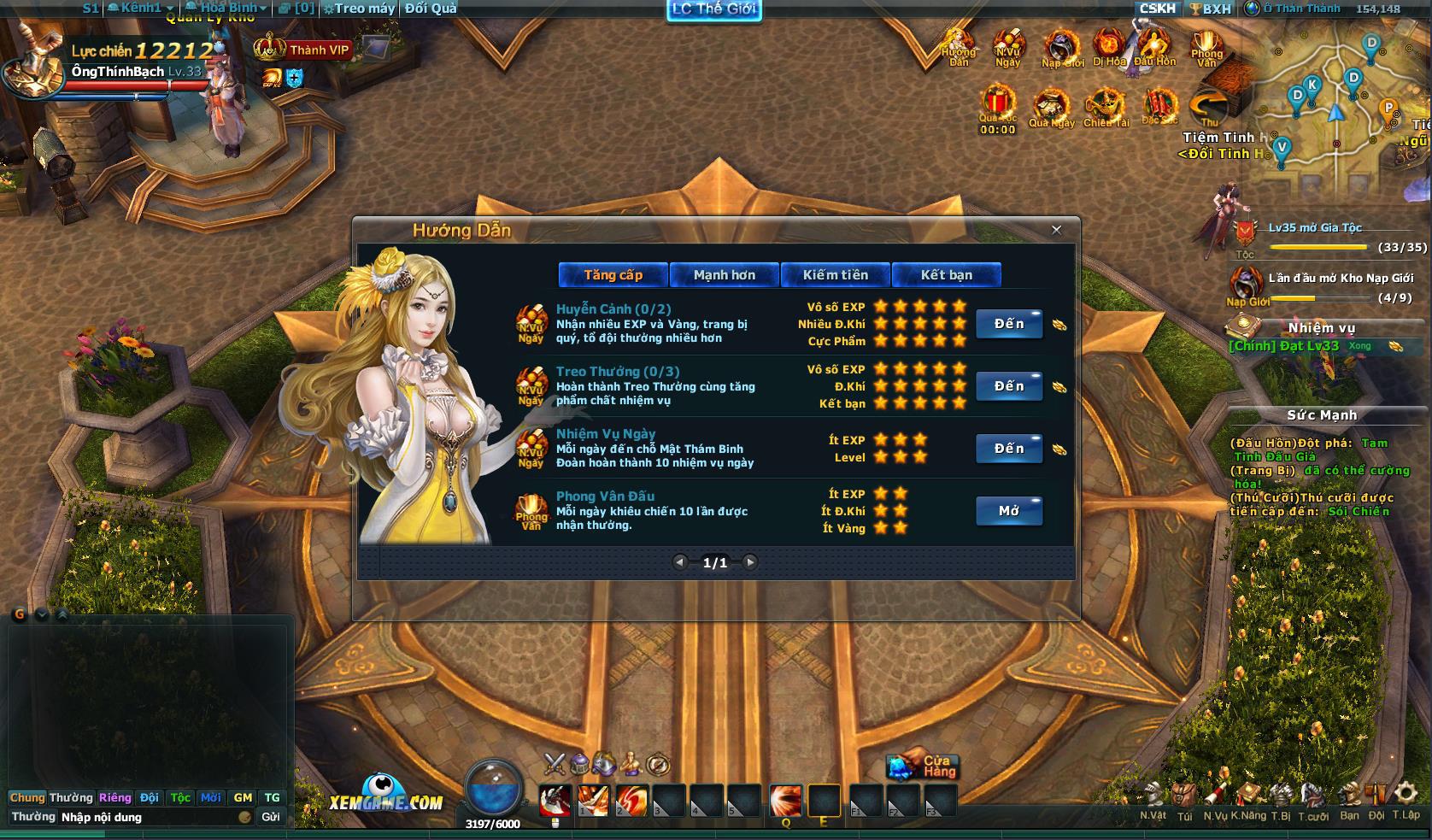 Game Đấu Phá Thương Khung | XEMGAME.COM