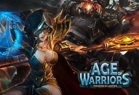Yếu tố chiến thuật độc đáo trong Age Of Warriors