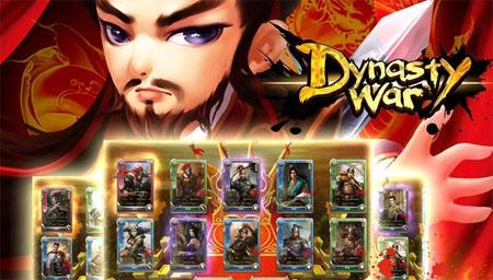 Dynasty War xứng danh Clash of Clans phiên bản Tam Quốc