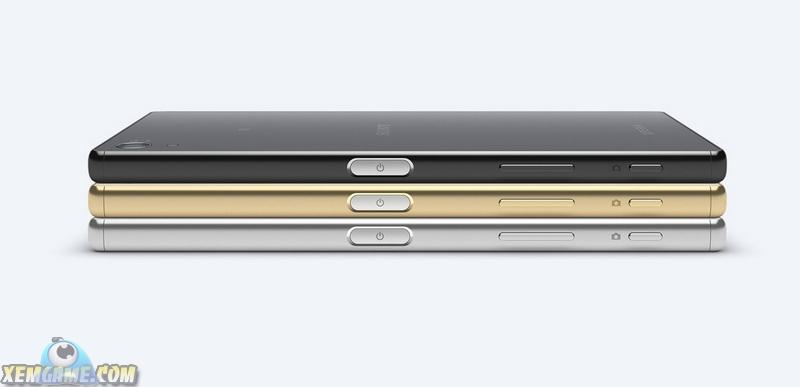 Sony tuyên bố không bảo hành vô nước với Xperia Z5