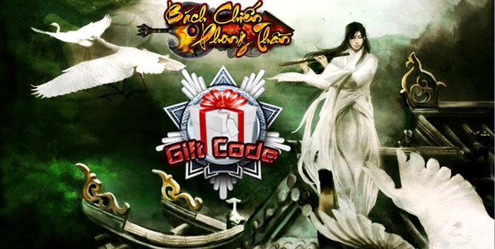 XemGame tặng 400 giftcode game Bách Chiến Phong Thần 1 triệu đồng