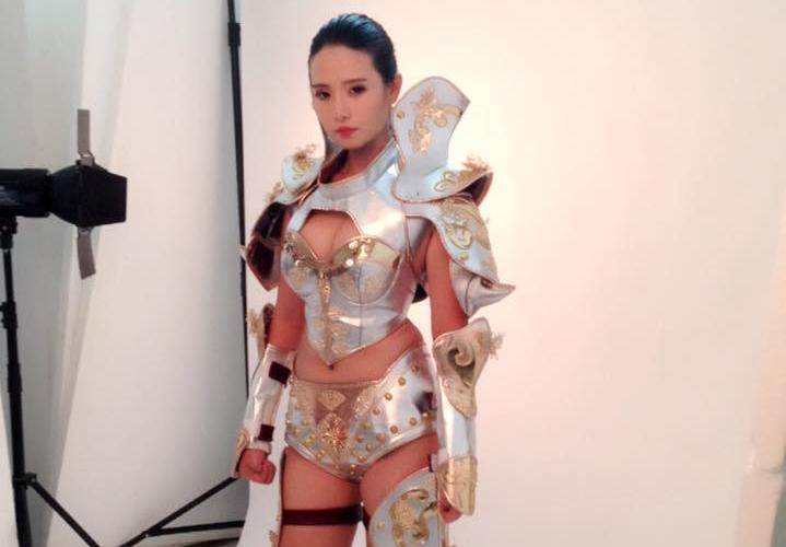 Mitu Kat chuẩn bị ra mắt bộ cosplay game MU Huyền Thoại
