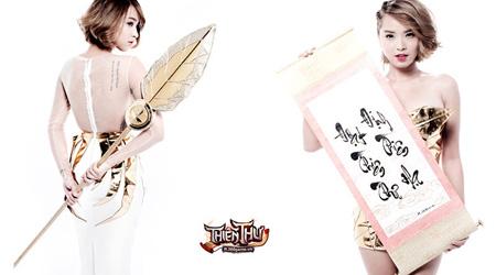 Thiên Thư tung teaser hoành tráng cùng Hotgirl