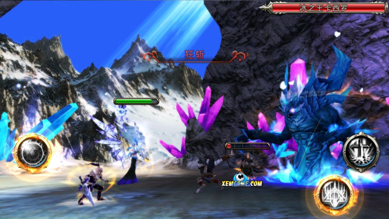 Fantasy Legend Mobile mang đến bữa tiệc hình ảnh mãn nhãn