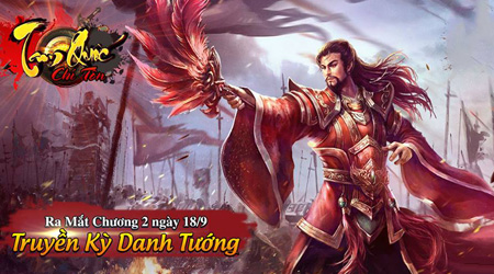Xemgame tặng 300 giftcode game Tam Quốc Chí Tôn